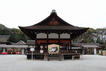 京都「下鴨神社」参詣~その1
