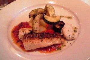Special Lunch- Fish Poêlé
