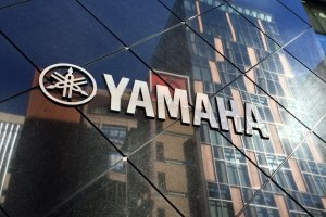 The multimillion-dollar Yamaha Ginza Flagship Store building stands as an testament to the success of the Yamaha brand.