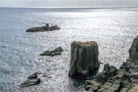 Vách đá Tojinbo - Niềm tự hào của Fukui