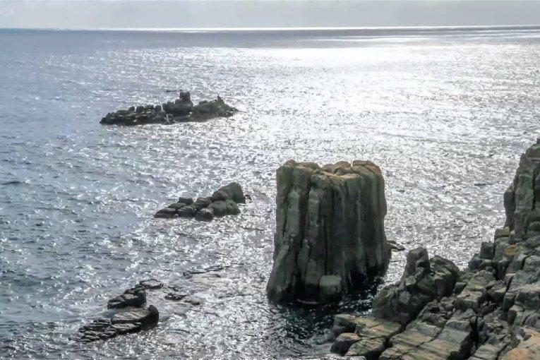 Скалы Тодзимбо: гордость Фукуи