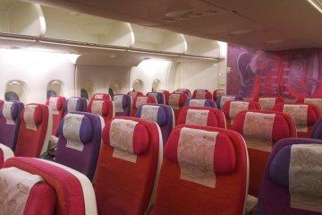 บินสู่โตเกียวด้วย A380 ของการบินไทย
