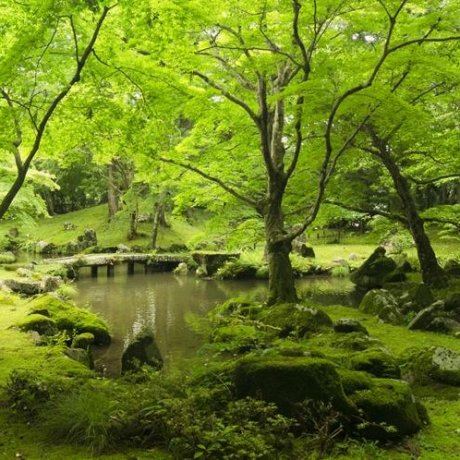 Samurai Gardens of Kitabatake