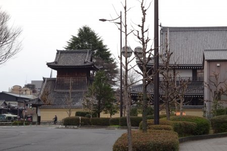 西本願寺 ふらりと入ってみました