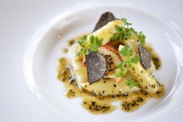 さいたま新都心 フランス料理アルピーノ