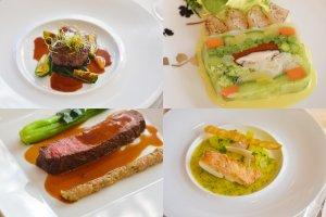 季節やイベントに合わせて用意される彩り鮮やかな料理。(イメージ画像)