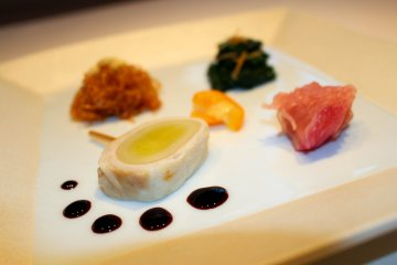 <p>Hors d&#39;oeuvres (前菜)</p>