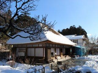 Daihitei – the main hall