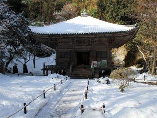 Sankeiden – the mausoleum of Date Mitsumune