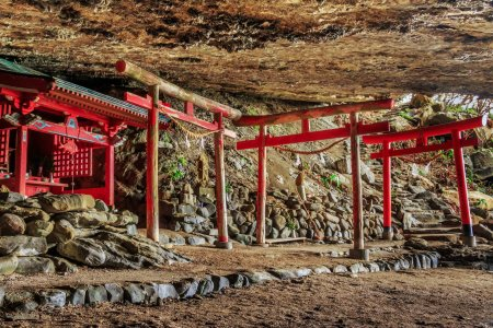 Cuộc phiêu lưu đến đền hang động Udo