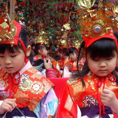 Hina Festival Opening Parade