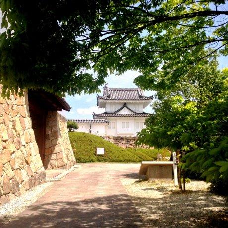 Tanabe Castle at Maizuru