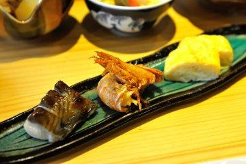 Delicacies of Noto Peninsula