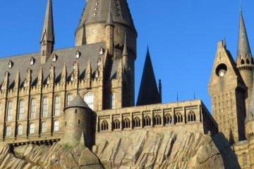 <p>Hogwarts Castle</p>