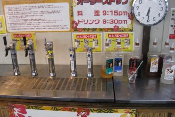 Alcohol On Tap