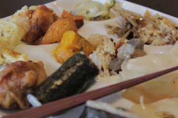 Kitahiroshima: A Foodie's Paradise