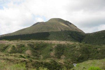 <p>A dormant volcano</p>
