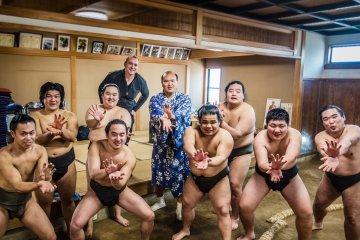 The Sumo's Apprentice