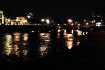 <p>The view seen from Higashi Yamakagan Ryokuchi Park</p>