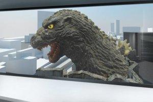 Godzilla Room (Quarto Godzilla)