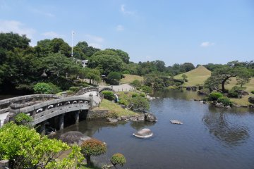 A Day in Suizenji Gardens