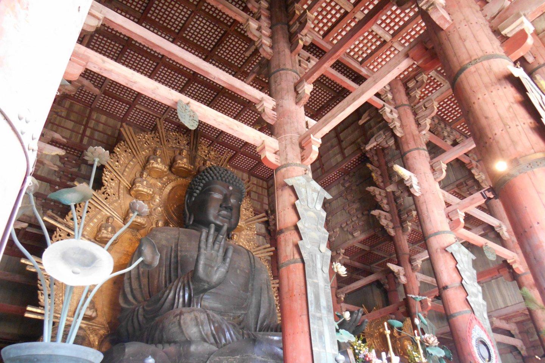 Le Daibutsu du Tôdai-ji