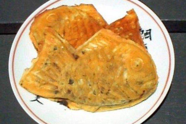 Wakaba Taiyaki