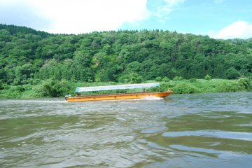 Riding the Waves of Mogami River