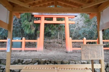 <p>Mikasayama-Ukigumonomine Yohaijo is where you can pay respect to the summit of mount Mikasa</p>