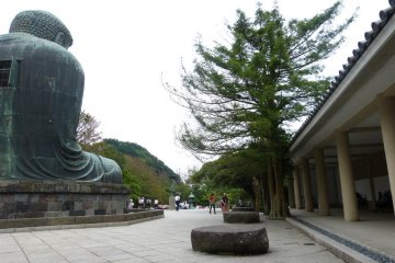 <p>Figure 10. There are 53 of the original cornerstones situated around the statue</p>