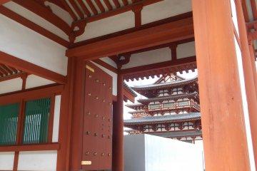 Yakushiji, Temple of Medicine