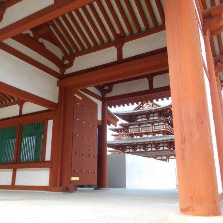 Yakushi-ji, Temple de la Médecine