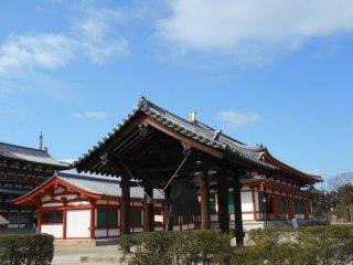 La cloche du temple