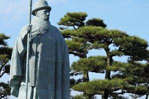Statue of Kokichi Mikimoto