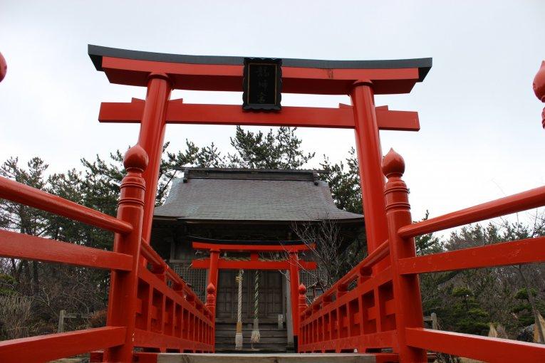 Sanctuaire Takayama Inari