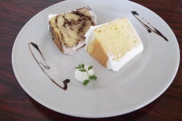 Spoon Cafe, Aino