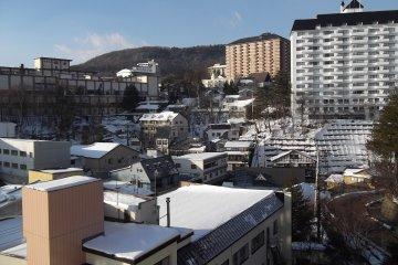 Hotel Ohruri, Kusatsu