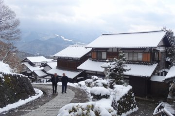 ย้อนอดีตท่ามกลางหิมะ ที่มะโกะเมะ