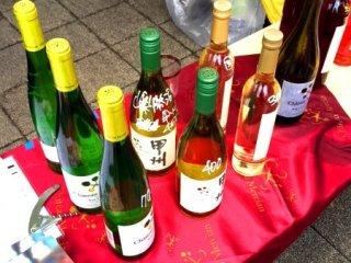일본 와인 각지역별 와인