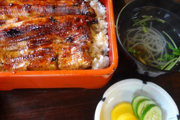 Restoran Unagi Sawamoto Nikko
