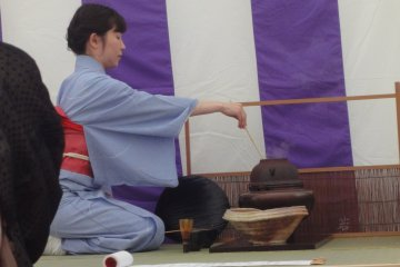 Sendai Tea Ceremony Festival