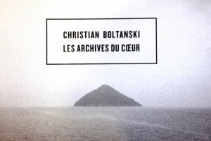 Christian Boltanski is the mastermind behind Les Archives du Coeur, giving a living record to heartbeats since 2008.
