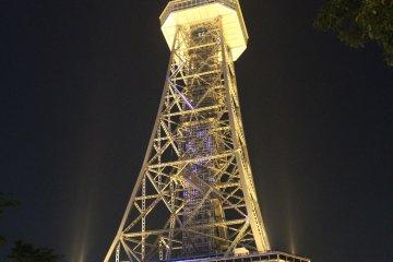 Nagoya TV Tower at Night