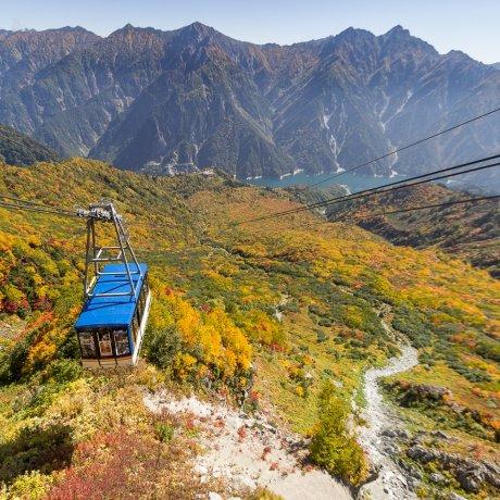 The Holy Mount Tateyama