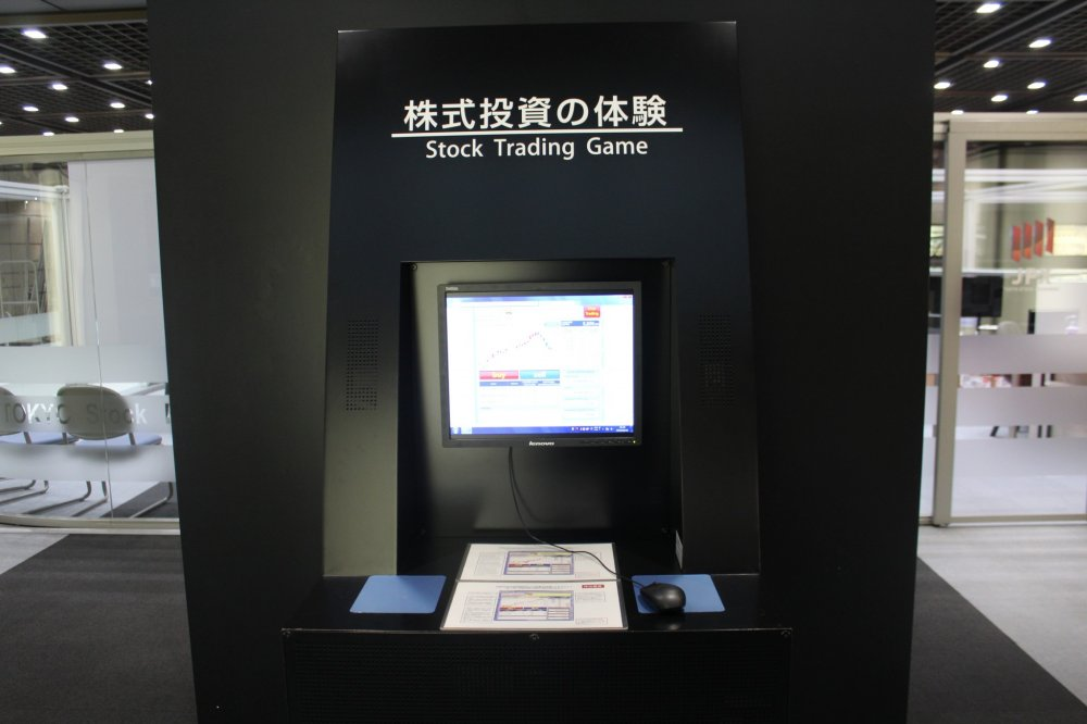 Options trading simulator game
