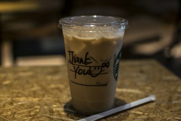 <p>Thank you for a wonderful Starbucks experience.</p>