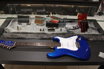<p>Win big and exchange for a guitar</p>