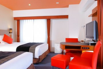 Offering variations of Double, Twin and Queen rooms, Hotel MyStays Fukuoka-Tenjin-Minami is well prepared for you no matter which room you eventually choose to stay in.