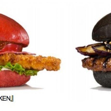 Hambúrgueres Vermelhos, Burger King