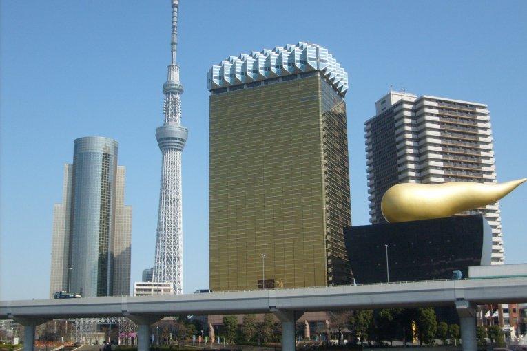 Hotel cápsula Asakusa Riverside
